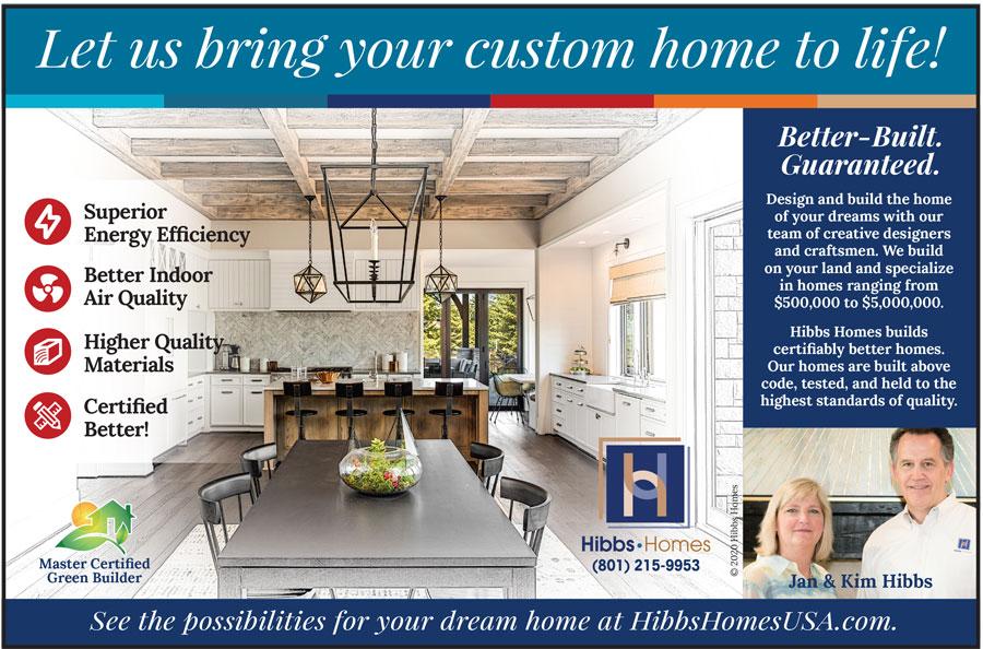 Hibbs Homes page