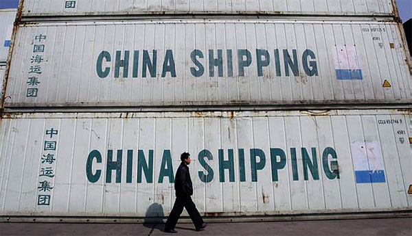 Consensus: Economy is great but trade war may change that