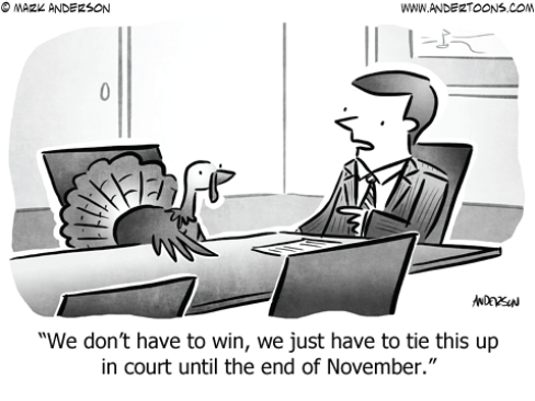 Turkey Lawyer