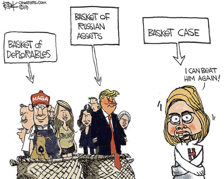 cartoon basket case