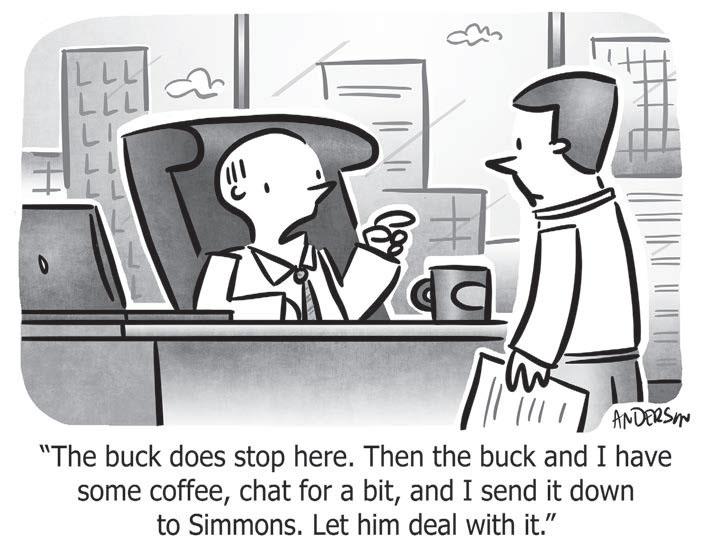 cartoon buck stops