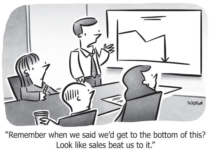 cartoon get to the bottom