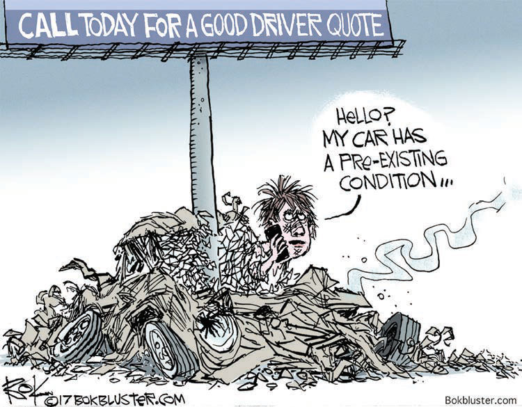 cartoon good driver