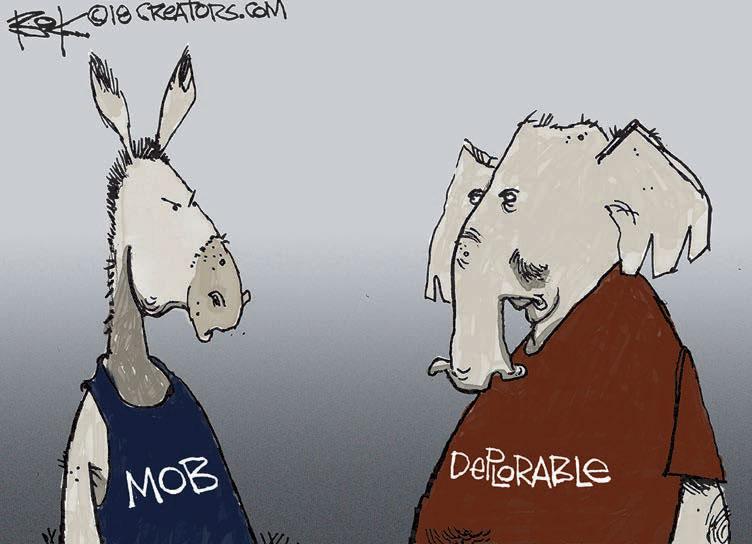 cartoon mob dep