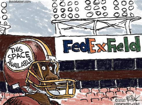 fed ex field