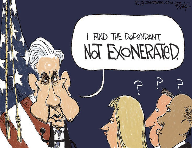 not exonerated