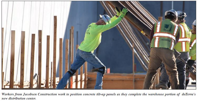 jacobsen construction