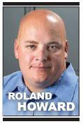 roland howard